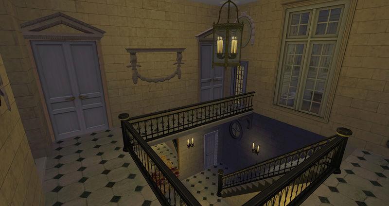Le Petit Trianon... version Les Sims ! 29-08-10