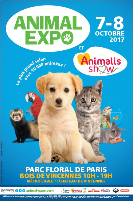 Animal Expo (Paris) 7-8 Octobre  552a7d10