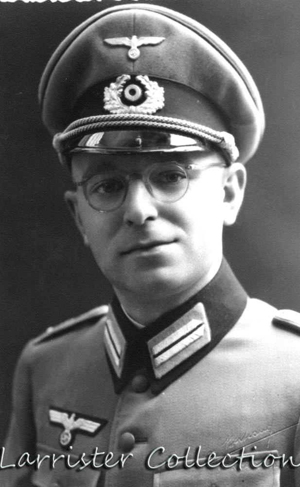 Beamt der Wehrmacht corps Administratif  Beamte10