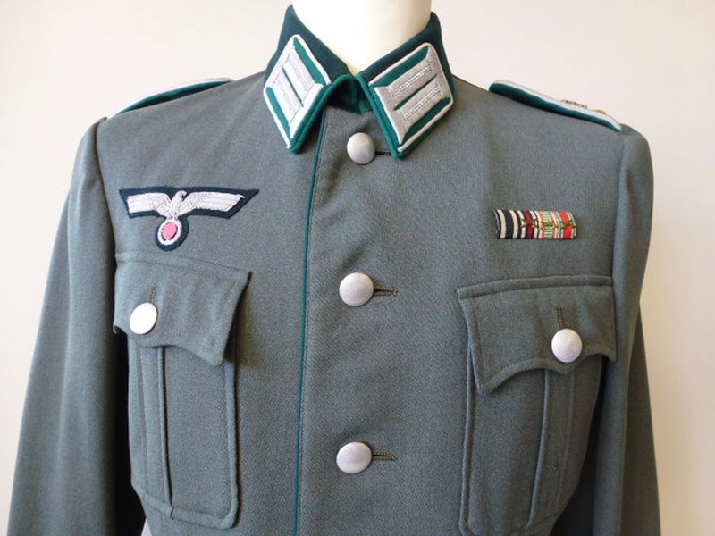 Beamt der Wehrmacht corps Administratif  Gescho10