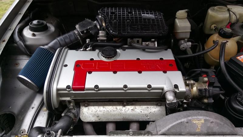Vend kadett gsi 16s DOHC de 156ch  Dsc_0013