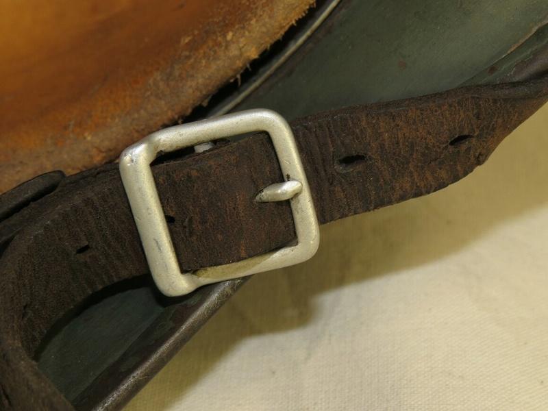 La jugulaire du casque allemand M35-do14