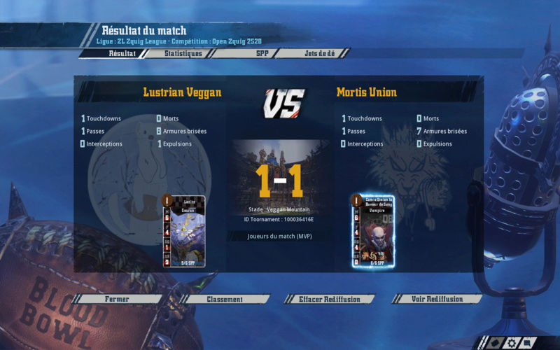 Compte Rendu des Matchs OPEN ZQUIG 2528  Vegan_10