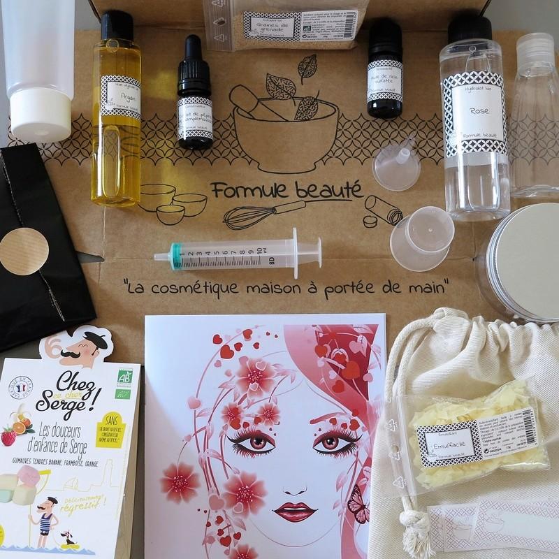Box Formule beauté pour fabriquer soi même ses cosmétiques - Page 4 Formul10