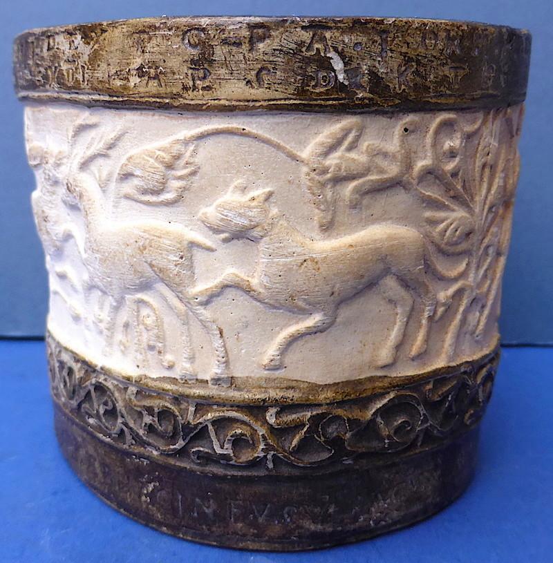 Unusual Ancient Style Pot P1350911