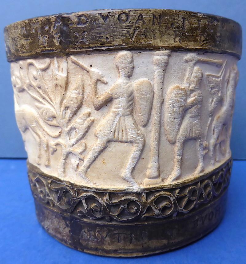 Unusual Ancient Style Pot P1350913