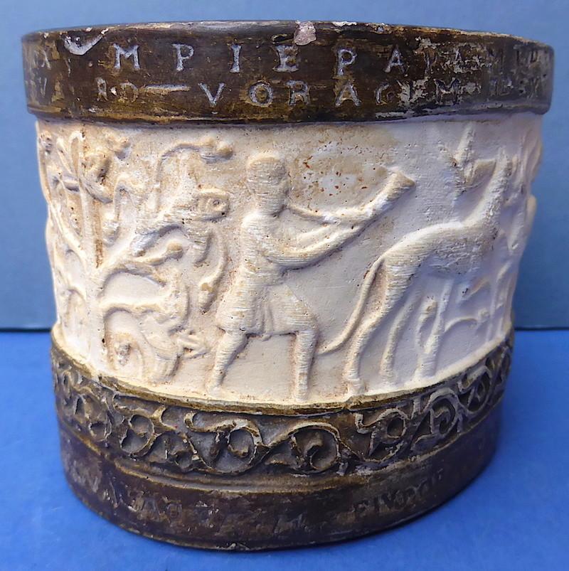 Unusual Ancient Style Pot P1350915