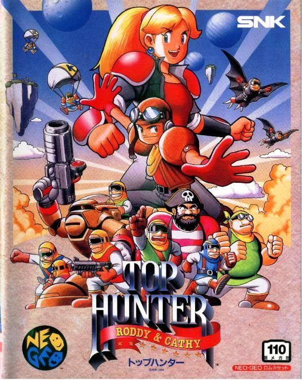 Votre avis sur Top Hunter Coverj10