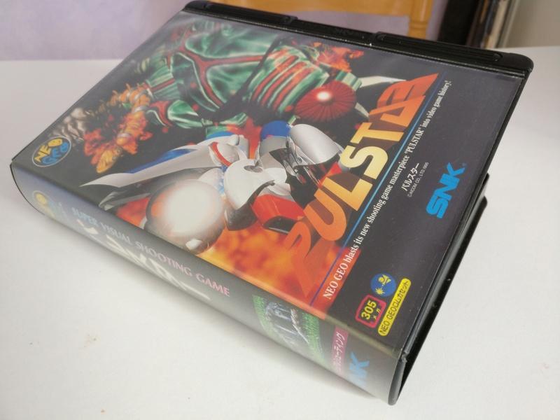 [RECH] Wai Wai Racing GBA, Konami Hyper Soccer NES PAL - Page 2 Pulsta16