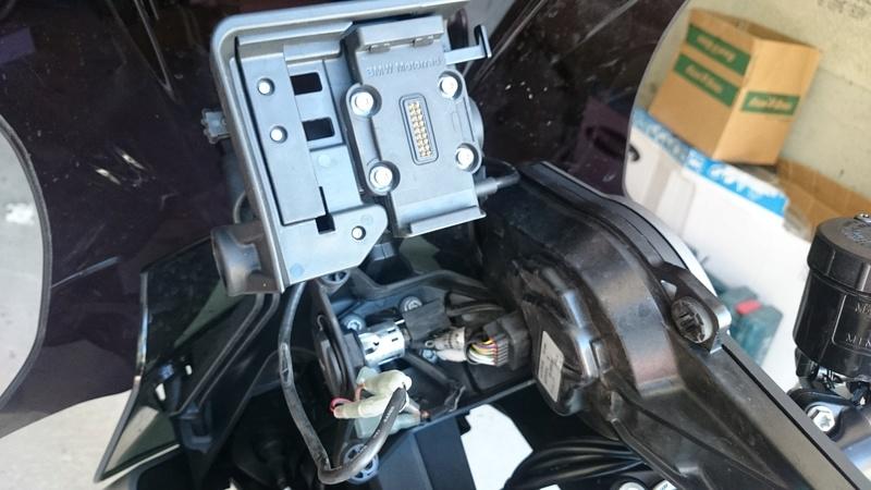 TomTom Rider 4 et support KTM Dsc_0310