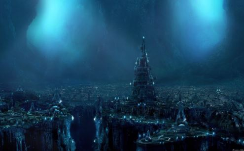 The Citadel of the Undying - Home Of the Dark Elves Cit110