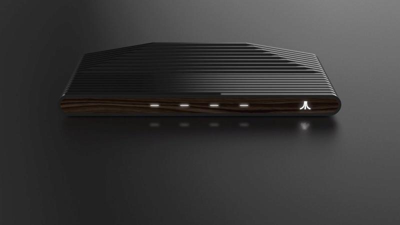 Une nouvelle console Atari dévoilée Atarib10