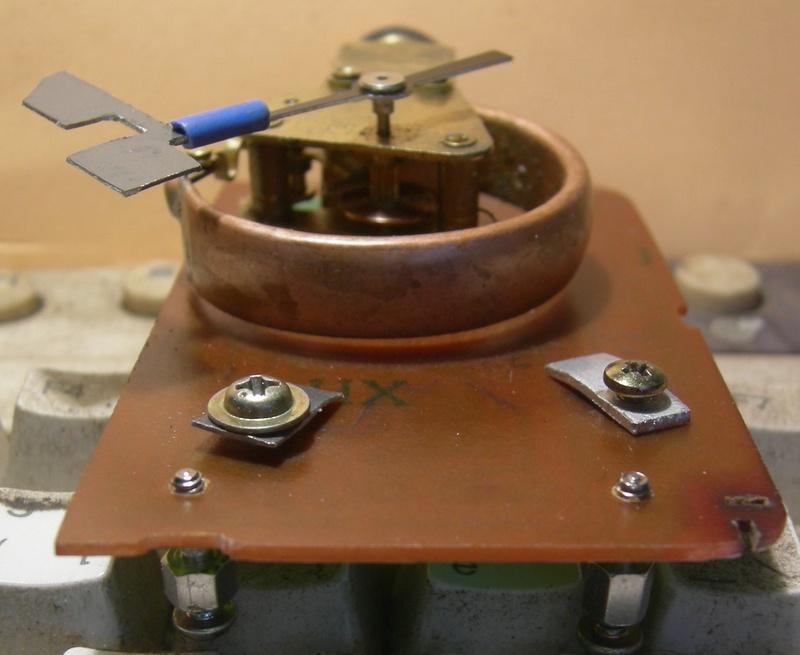 Réalisation d'un manostat pour pompe à vide (à l'ancienne) Dscn5011
