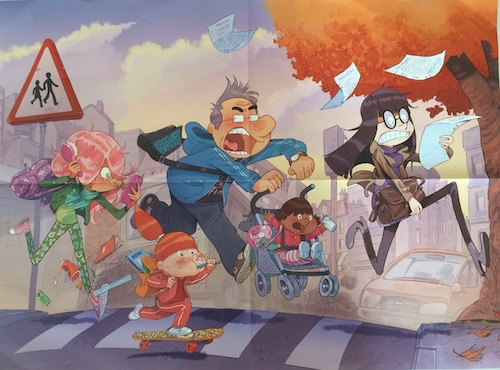 Spirou ... le journal - Page 19 Poster10