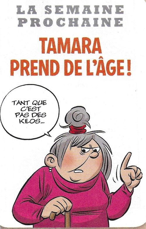 Spirou ... le journal - Page 19 Semain16