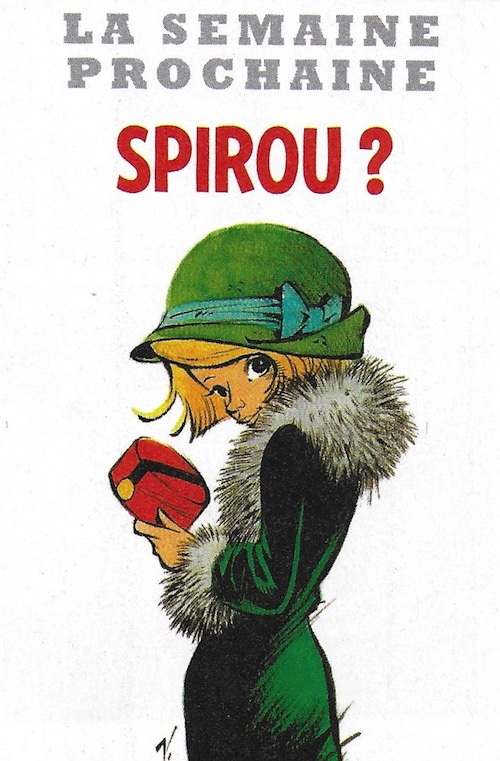 Spirou ... le journal - Page 19 Semain19