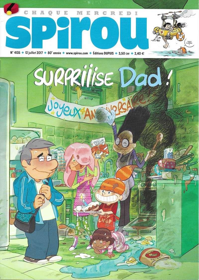 Spirou ... le journal - Page 19 Spirou11