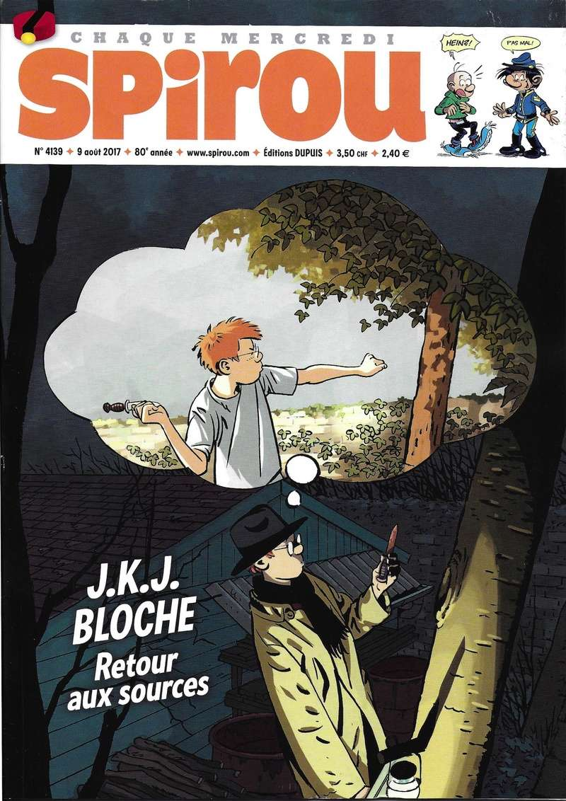 Spirou ... le journal - Page 19 Spirou15