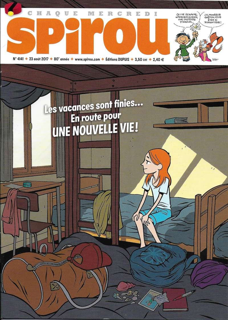 Spirou ... le journal - Page 19 Spirou17