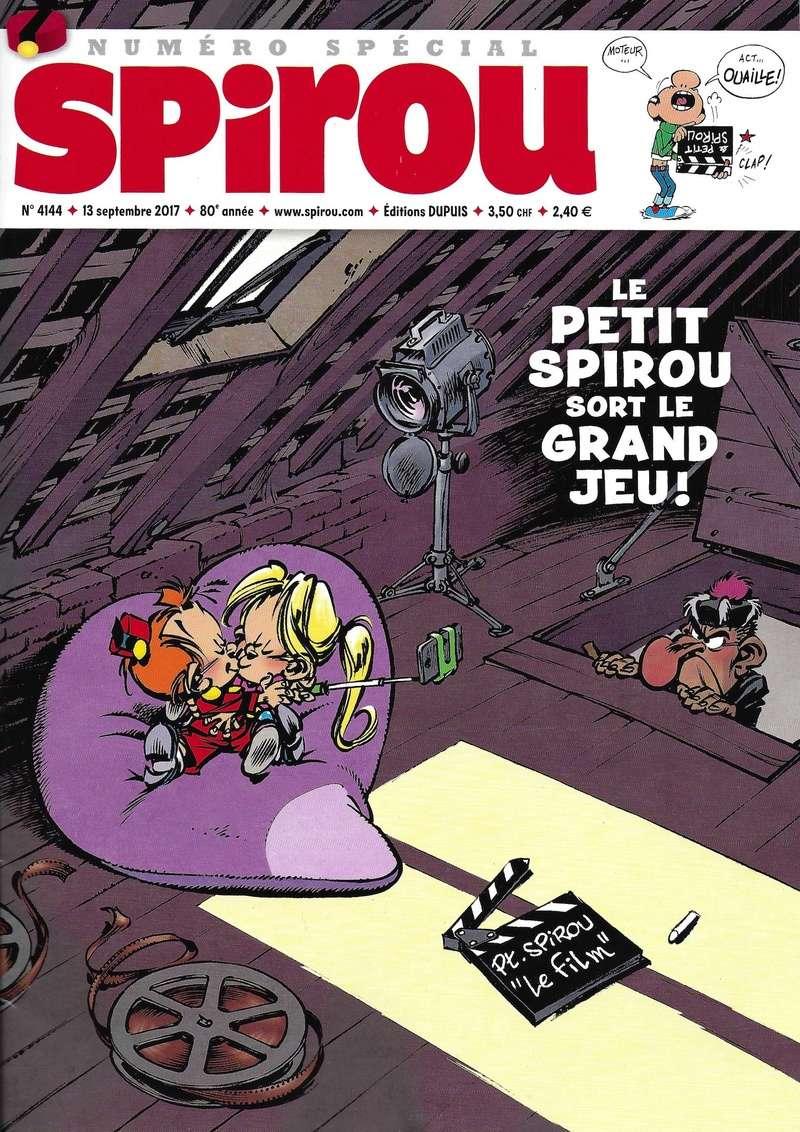 Spirou ... le journal - Page 19 Spirou20