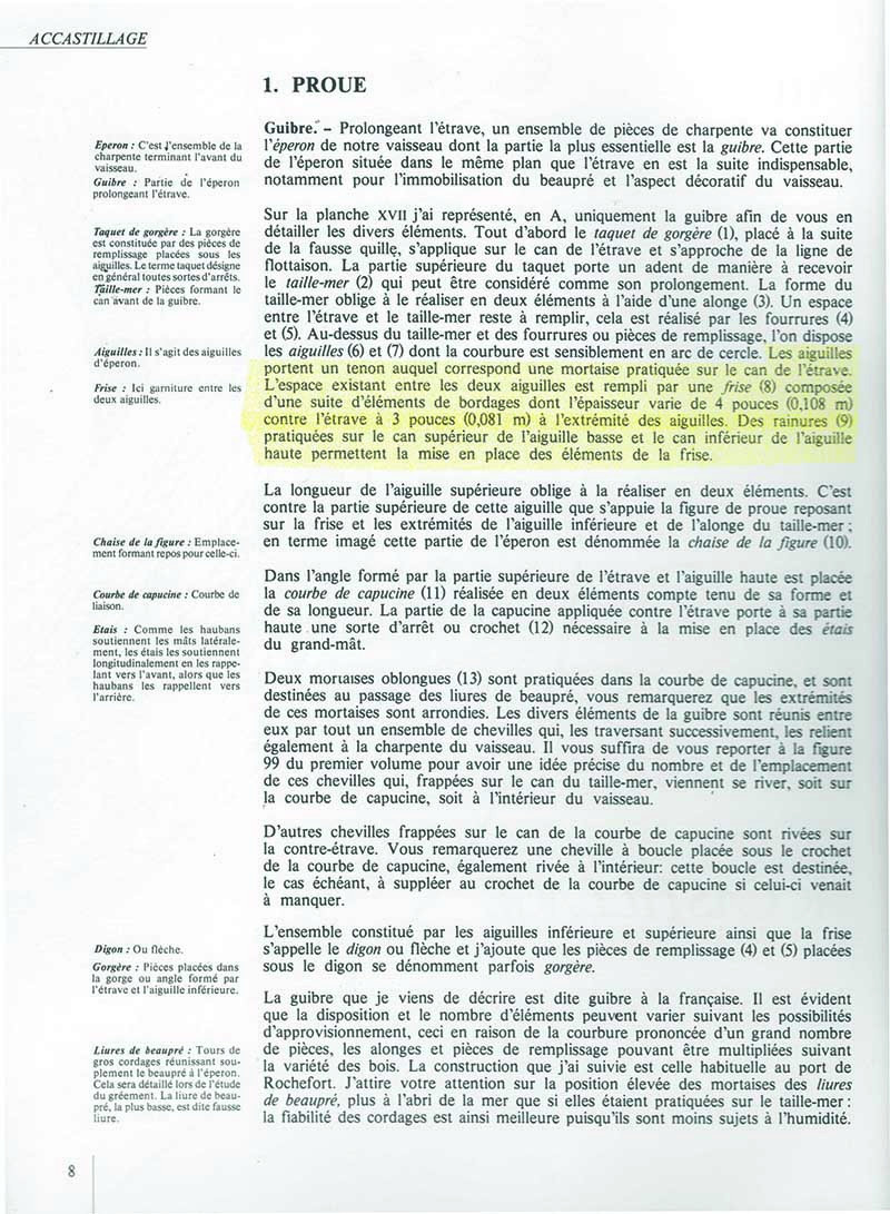 Plan de la charpente du V74 Page_810