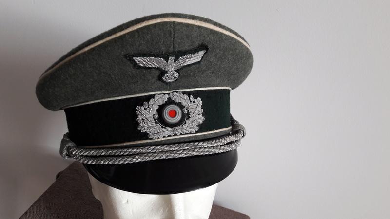 casquette officier heer  20170610