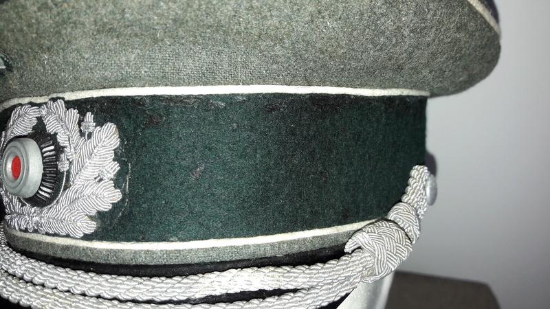 casquette officier heer  20170618
