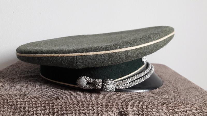 casquette officier heer  20170619