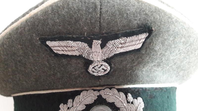 casquette officier heer  20170631