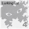 Happy Birthday, LurkingCat! Cal05-16