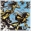 An ElfQuest Birthday Calendar Cal06_12