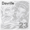 Happy Birthday to Davrille! Cal08-16