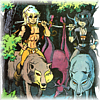 An ElfQuest Birthday Calendar Cal09_12