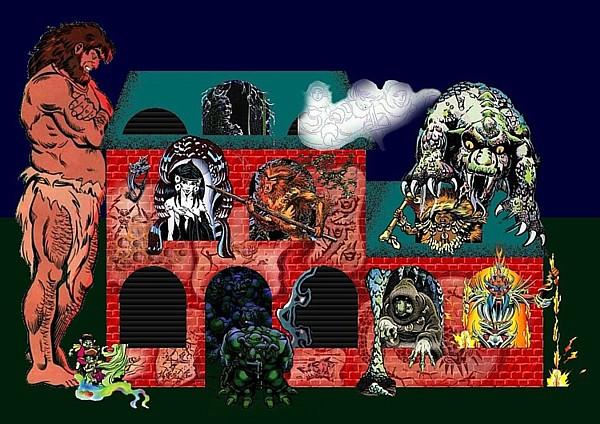 Happy Halloween! Horror13