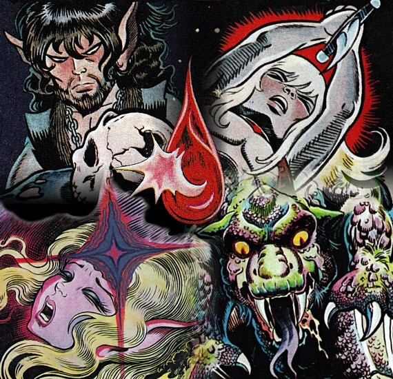 Embala's ElfQuest Collages Togeth10