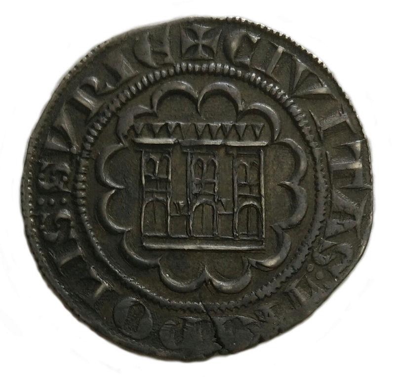 Gros au Castel de Bohémond VII (comté de Tripoli) Imag1015