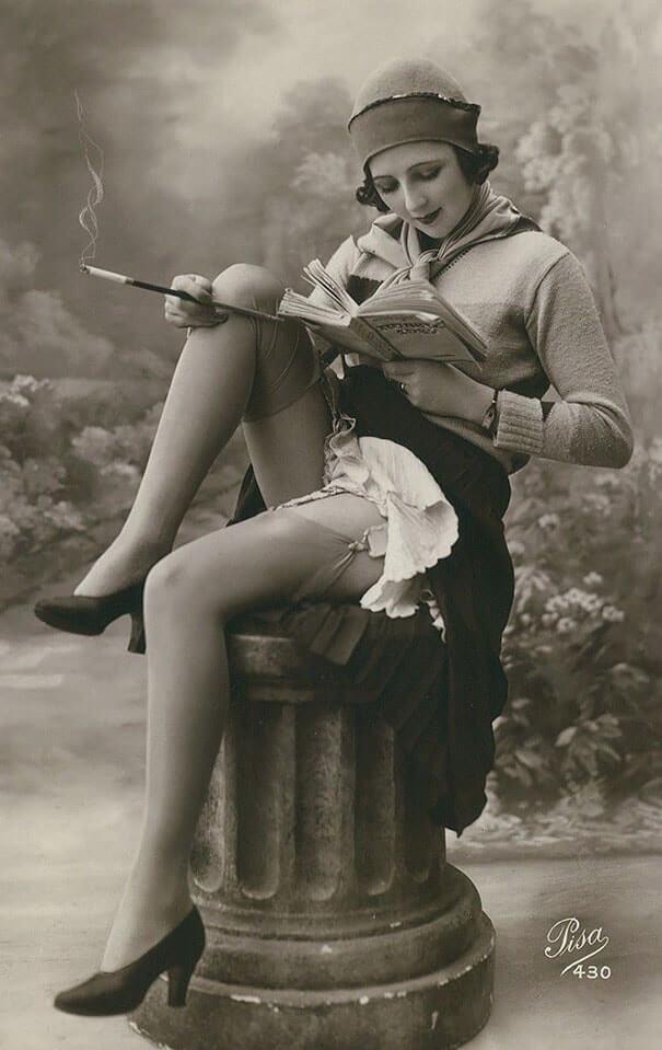 100-летние фотографии самых красивых женщин тех времен. Aia_ze10