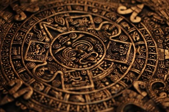2012 год — календарь майя. Mayan-10