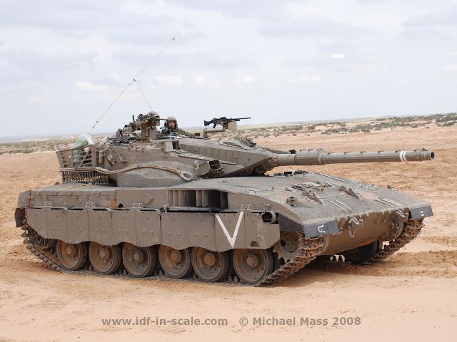 SOL IDF Merkava III Merkav10