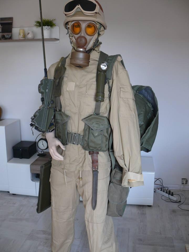 chimique uniformes Oo10