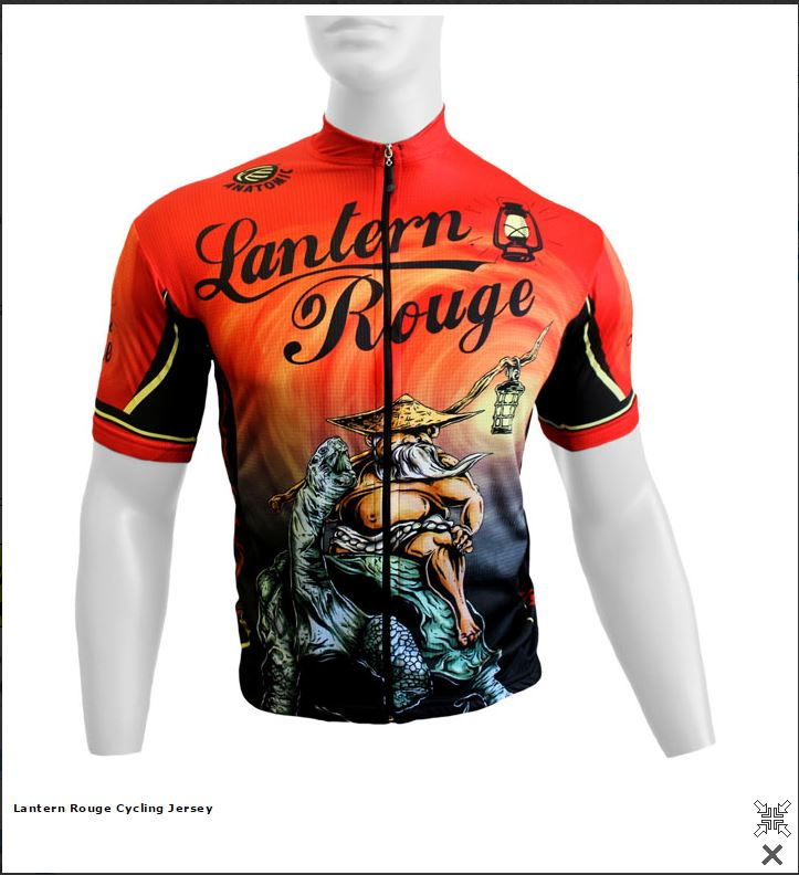 T-shirts cools Red_la10