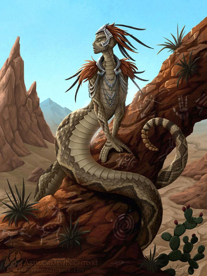Liste des monstres et créatures Siryne10