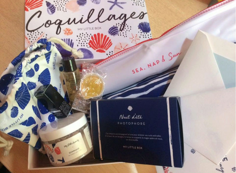 "[Juillet 2017] My Little Box ""Coquillages Box"" Captur11"