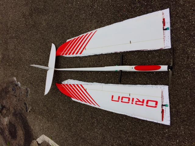 Vendu/Vds ORION Nan Models Orion511
