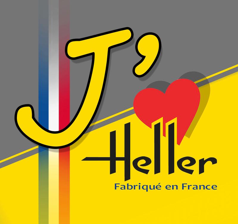 le logo de l'amour pour HELLER Logoja10