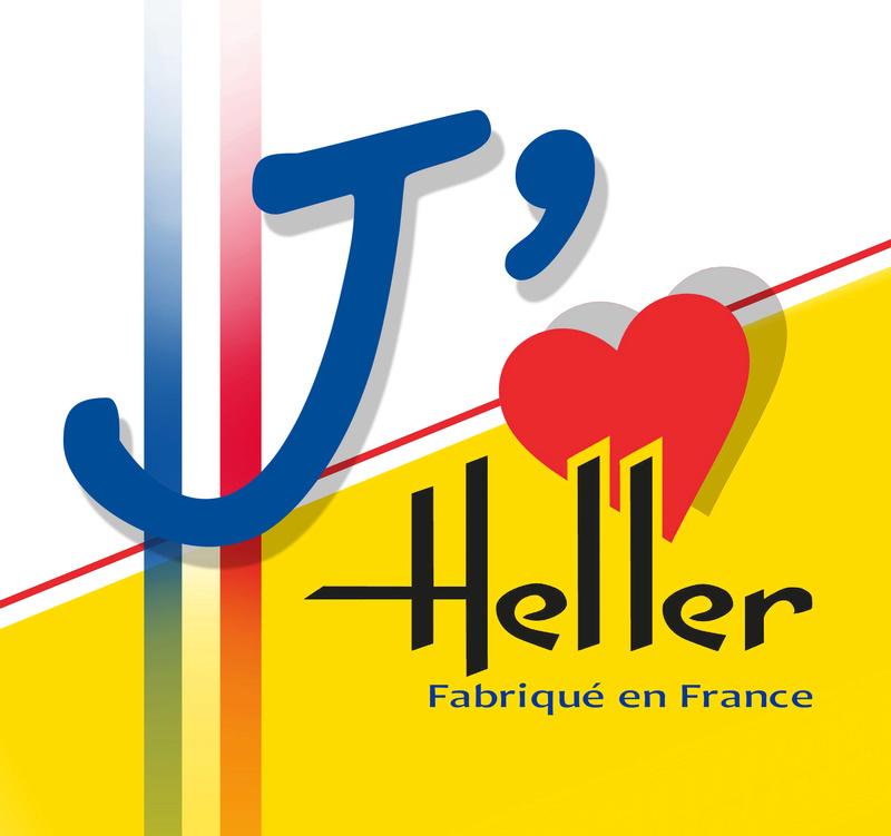 le logo de l'amour pour HELLER Logoja12
