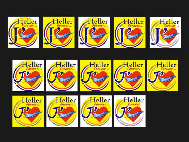 """Sondage pour le logo """"jaime HELLER-FOREVER"""" Patchj11"""