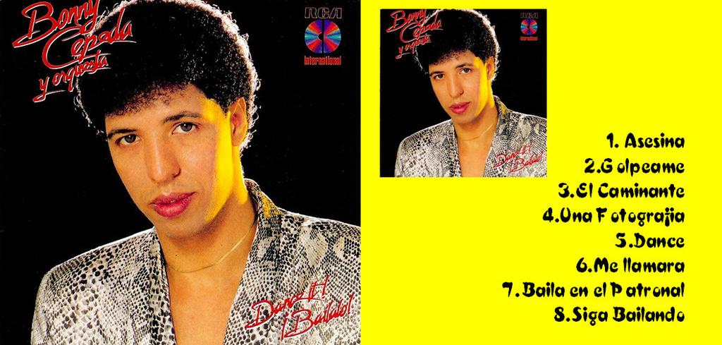 Bonny Cepeda _ Dance It (1986) UploadOcean Bonny_10