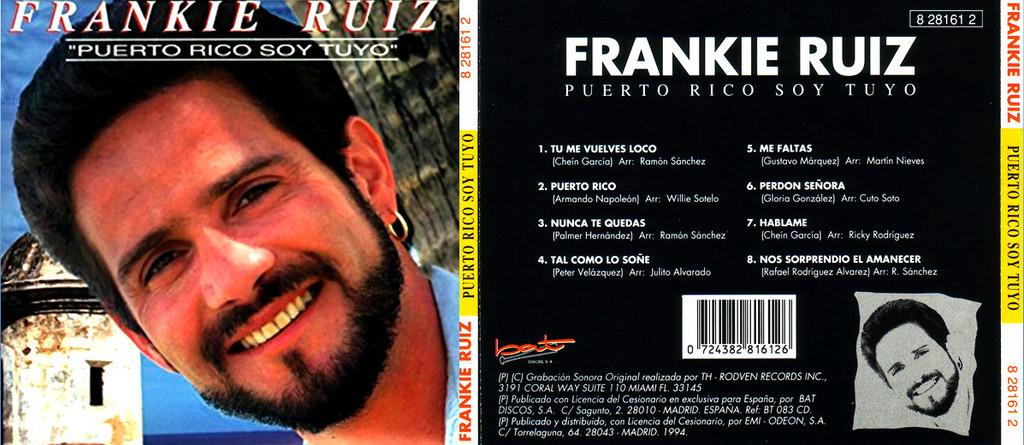 Frankie Ruiz - Puerto Rico soy Tuyo (1994) Filefactory Franki11