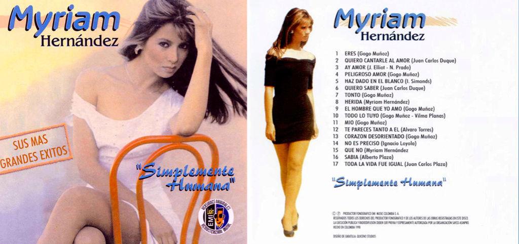 Myriam Hernandez - Simplemente Humana (1997) Filefactory Myriam15